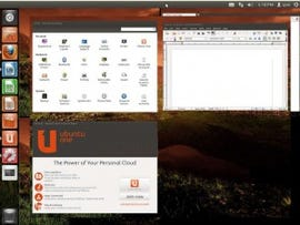 Ubuntu makes it easy to switch from one desktop, or one app, to another.