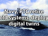 Navy and PTC retire old systems, deploy digital twins