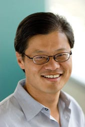 Jerry Yang, co-founder, Yahoo