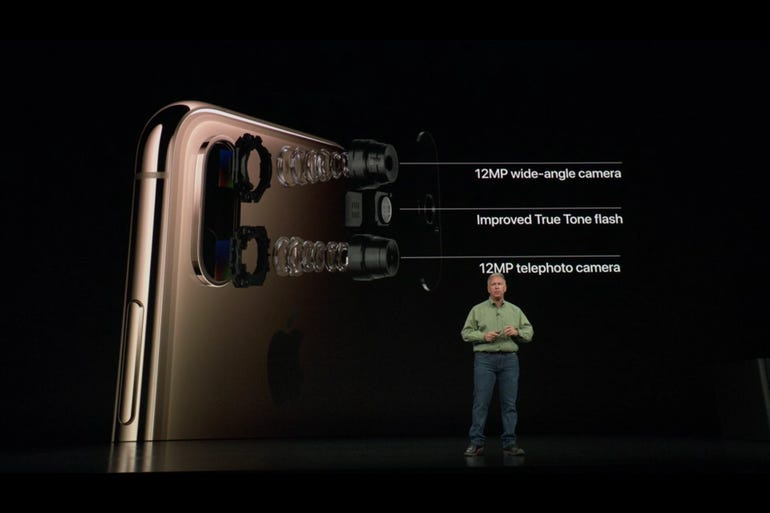 New iPhone: New cameras