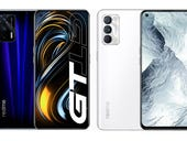 Realme GT and GT Master Edition, hands on: A pair of affordable mid-range 5G phones