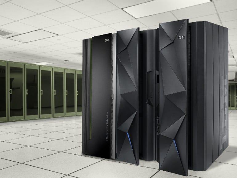 IBM's zEnterprise EC12 mainframe