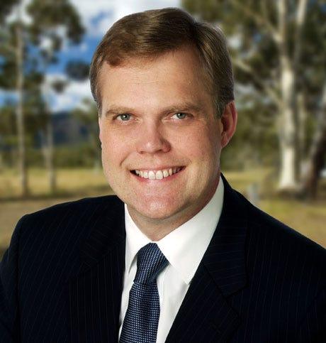 Tony Smith, shadow communications minister