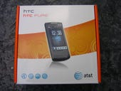 Image Gallery: A walk around the AT&T HTC Pure Windows Mobile 6.5 device