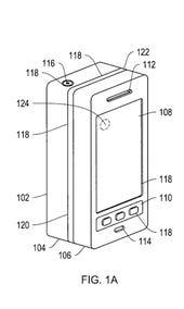 Apple facial recognition device touchID primesense