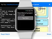 Alpha WatchBench: Create prototype Apple Watch apps from your iPhone