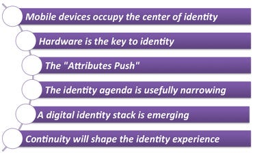 The State of Identity Management Constellation Research