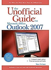 Unofficial Guide to Outlook 2007