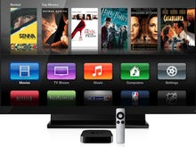 Apple TV's success relies on software, not a television set