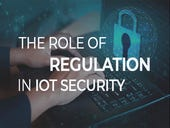 The role of regulation in IoT security