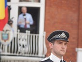 Julian Assange arrested by UK police, charged with hacking in the US