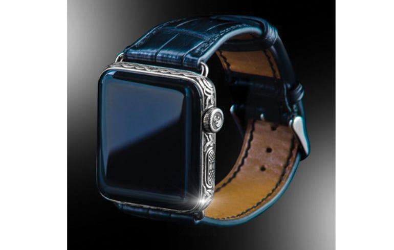 Apple Watch 4, remade