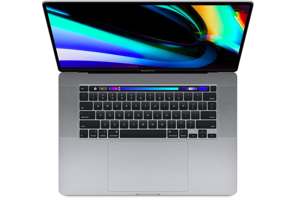 2019 Apple MacBook Pro (16-inch, 16GB RAM, 512GB Storage, 2.6GHz Intel Core i7) - Space Gray