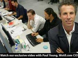 Paul Young, Wotif.com CIO