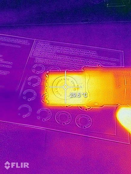 Safe Connect Hot Plug Indicator Dots