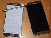 Samsung Galaxy Note 5 vs. Edge+: Advantage, stylus