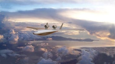 Boeing concept for 2020