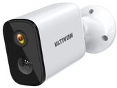 Ultivon E100 review: Battery-powered surveillance camera with motion detection and alarm