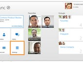 Microsoft delivers second update to its Metro-Style Lync app