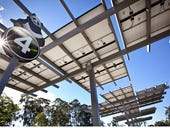 San Diego Zoo gets solar-powered electric vehicle chargers