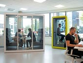 Back to work? Why your next office could be a soundproof pod