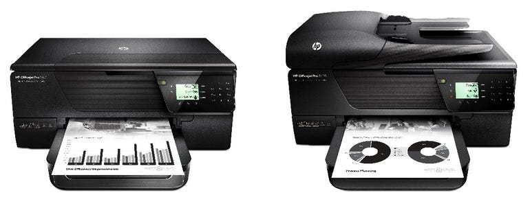 HP Officejet Pro Black and White e-All-in-One series