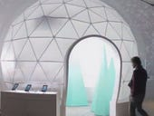 Google opens snow globe outlets in the Christmas season