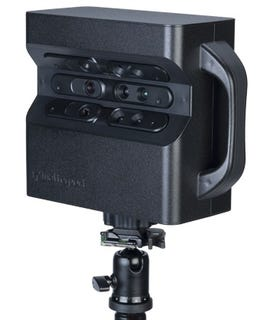Multi-lens Matterport 3D camera