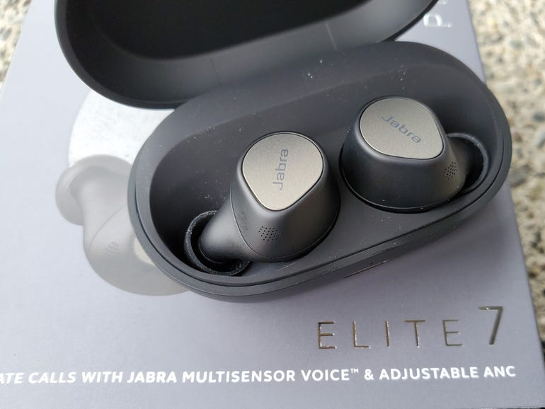 Jabra Elite 7 Pro review: Buy for outstanding phone calls, not for ANC