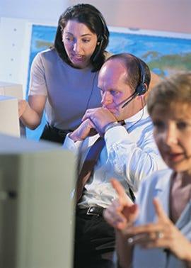 Call center-US Bureau of Labor Statistics