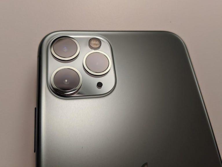 Powerful new triple camera system