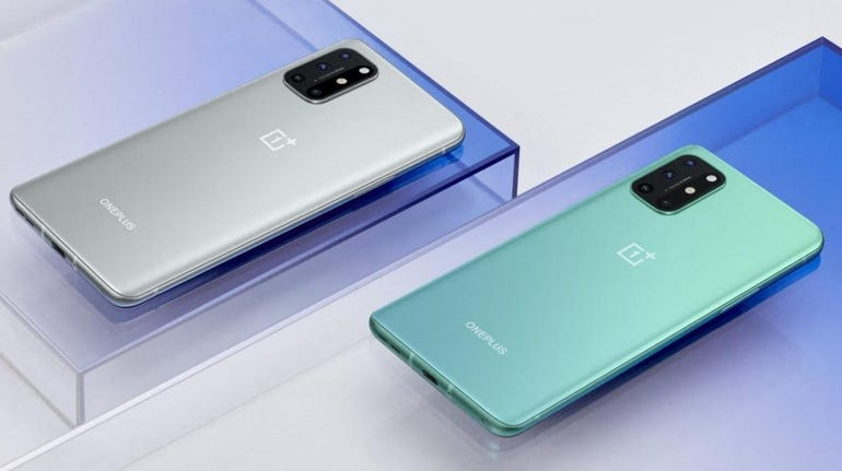 OnePlus 8T available colors