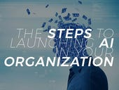 The steps to launching AI in your organization