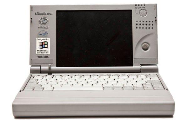 1996 — Toshiba Libretto