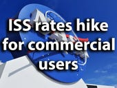 NASA hikes ISS rates for commercial users after funding hit