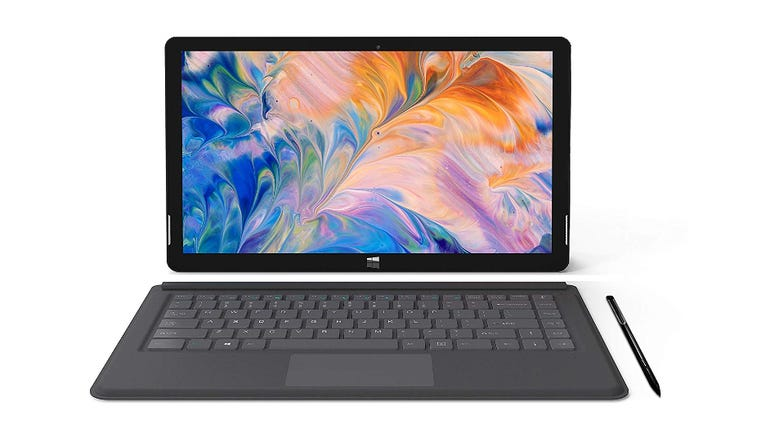 Hands on with the Xidu PhilPad tablet A well performing low cost Microsoft Surface clone zdnet