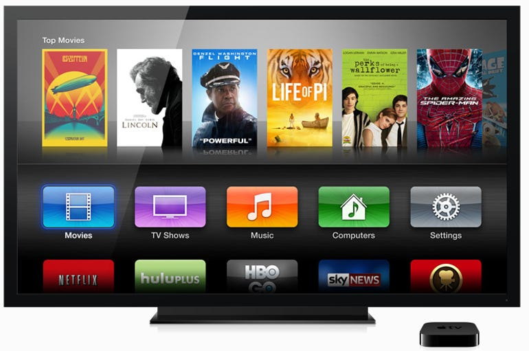 Apple TV updated with HBO GO and WatchESPN - Jason O'Grady