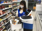 LG starts indoor robot delivery service trial