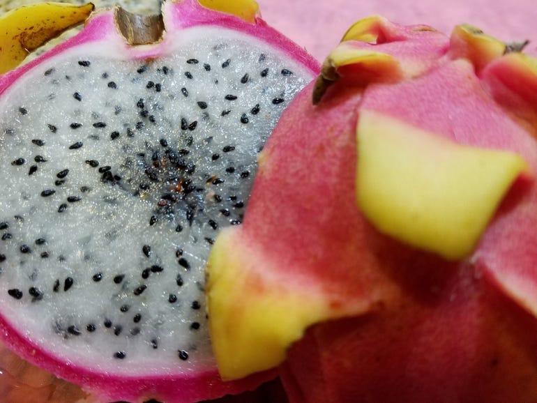 Samsung Galaxy Note 7 dragon fruit