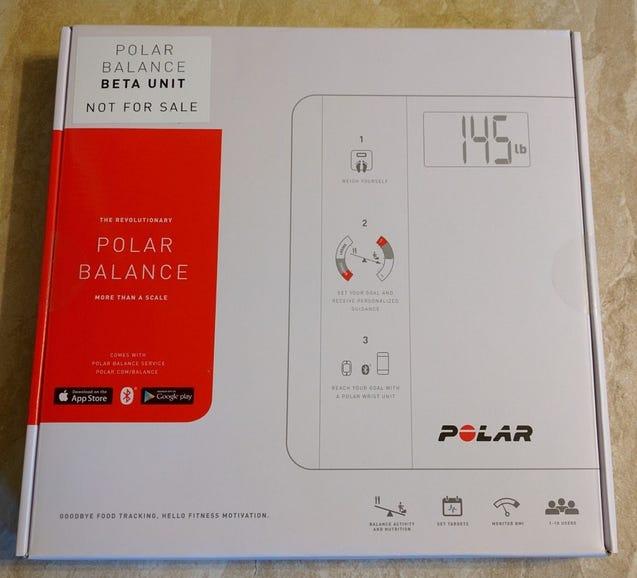 Polar Balance retail package