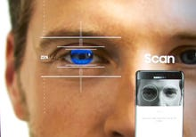 Samsung's Galaxy Note 7 aims to take iris scanning security mainstream