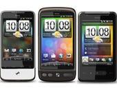 HTC at MWC: Legend, Desire, HD mini