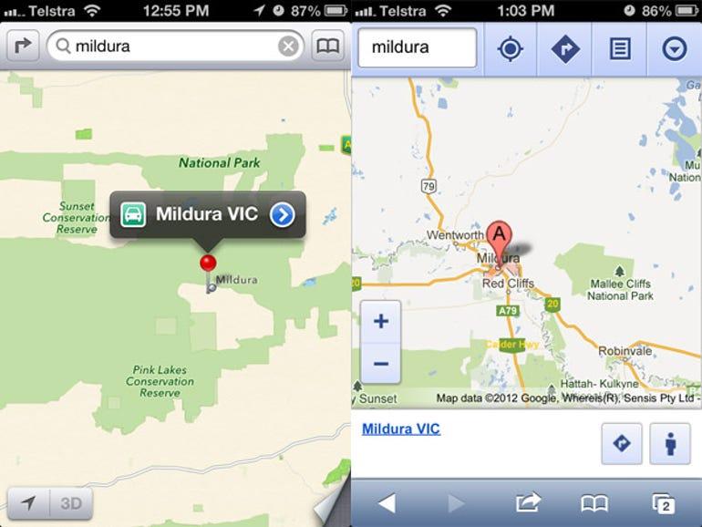 australian-police-warn-not-to-use-apple-maps