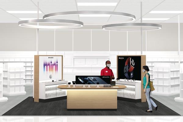 Apple at Target looks like a retail expansion bullseye