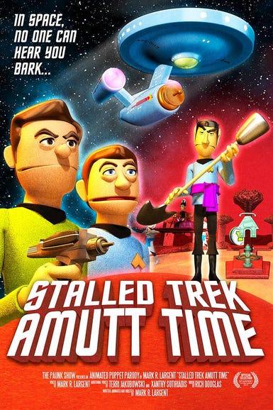 Stalled Trek: Amutt Time