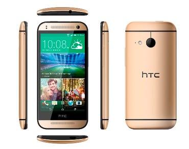 HTC One mini 2_6V_Gold