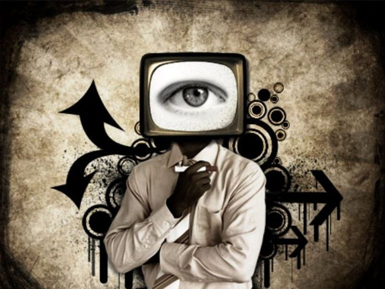 The spy in your smart TV.