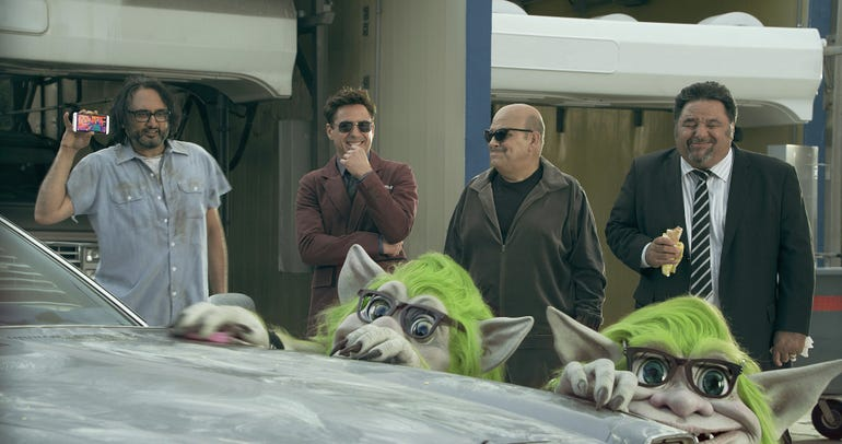 HTC launching biggest ever Here's To Change campaign with Robert Downey Jr