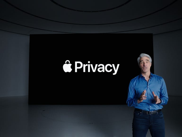 Apple's competitors weren't mentioned in WWDC 2021 keynote ...