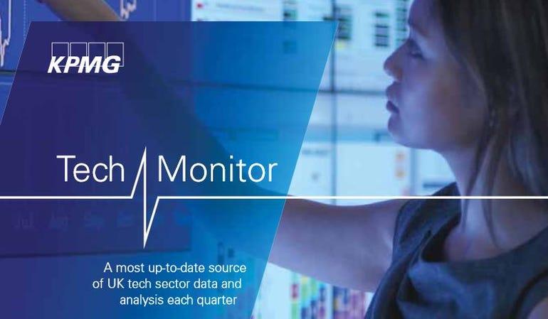KPMG Tech Monitor/UK cover image